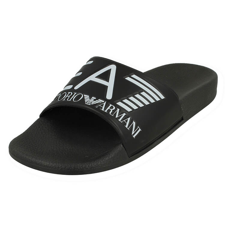 cce131ffc EA7 Emporio Armani Sea World Slippers 905012 8P215 00020 Click to zoom ...