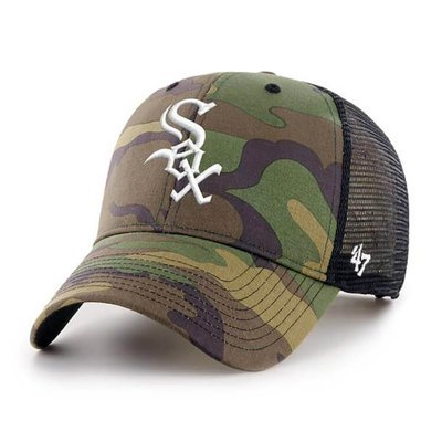 Czapka 47 Brand Boston Red Sox Camo Branson